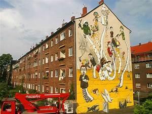 Plana Küchenland Köln : big walls by lake cologne germany street art and graffiti fatcap ~ Markanthonyermac.com Haus und Dekorationen