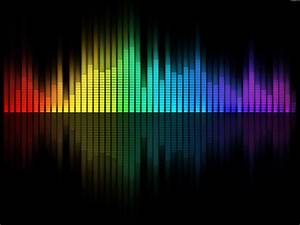 Music equalizer background | PSDGraphics