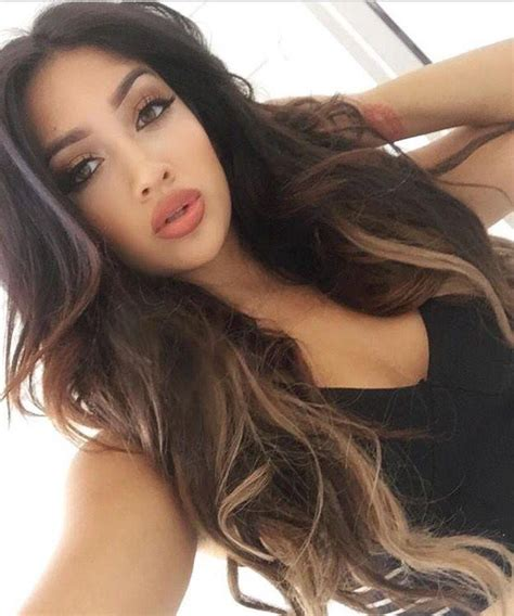 Why Latinas Love Long Hair Long Hair Is A T That Only
