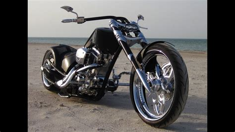 Custom Built Pro Street Chopper