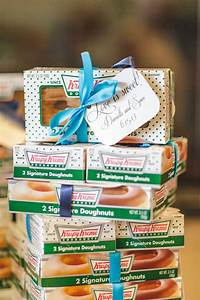 harsanik favors or no favors With krispy kreme wedding favors