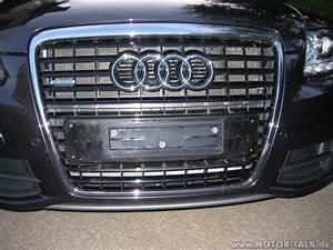 Audi A6 4f Kennzeichenhalter Vorne : grill schmales nummerschild vorne kleinerer ~ Kayakingforconservation.com Haus und Dekorationen