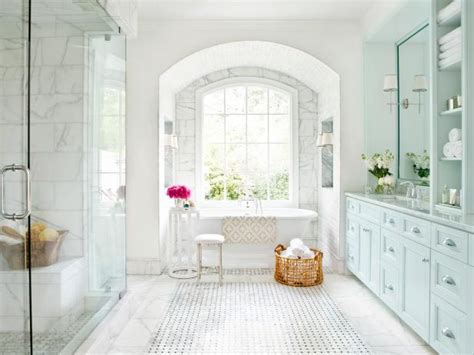 arched window treatments patterns marble bathrooms we 39 re swooning hgtv 39 s decorating