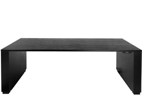 GOS3 Work/meeting table center cable management 160x750 cm by Gubi ? The Modern Shop