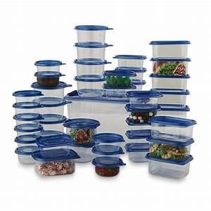 Gourmet Solutions Banquet 88-Piece Food Storage Set | Shop ...