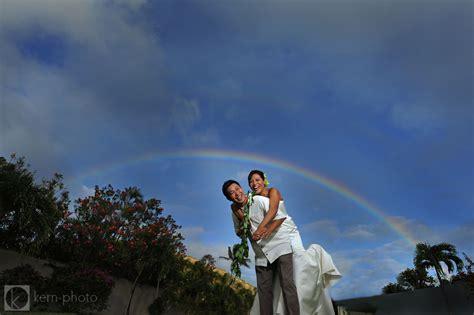 wedding in oahu yong kern photo kern photo