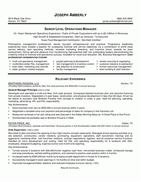 Warehouse Manager Resume Template Free by Sle Resume Inspiredshares