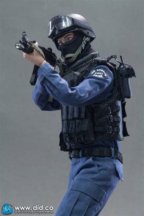 lapd swat  speed