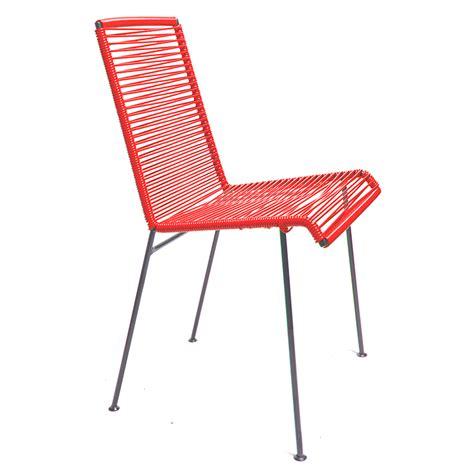 chaise scoubidou mobilier scoubidou chaise