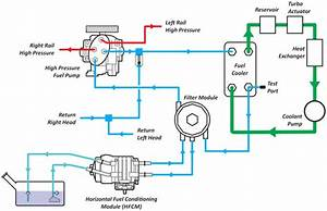 0 Powerstroke Fuel System Diagram