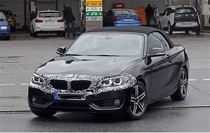 Bmw Series Convertible Cabrio Cabriolet Facelift Getting