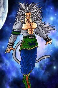 Dragon Ball Z: Goku Super Saiyan 5