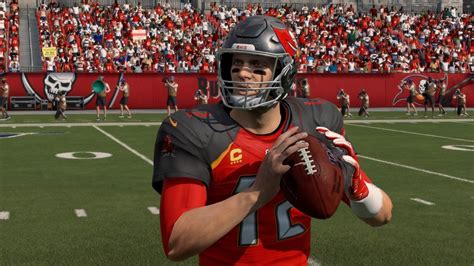 He'll come face to face with those elements during sunday's nfc championship game at lambeau. Tom Brady Buccaneers jersey preview: Madden 20 shows off ...