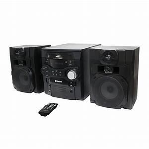 Cd 50 Phone Bluetooth : rca rs2867b rb refurbished 300w 5 cd bluetooth music shelf ~ Kayakingforconservation.com Haus und Dekorationen