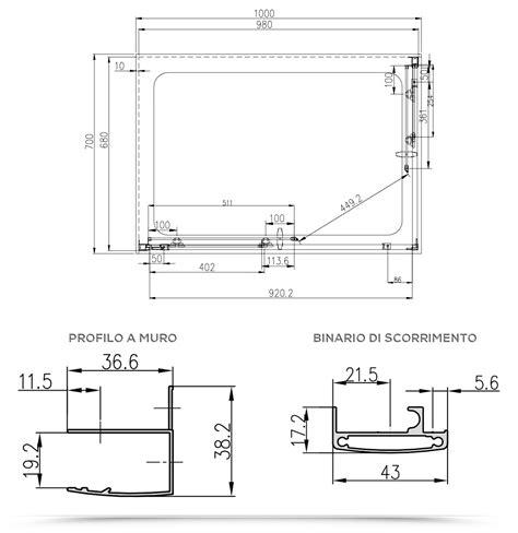 box doccia 3 lati cristallo box doccia 3 lati 70x100x70 cabina scorrevole cristallo