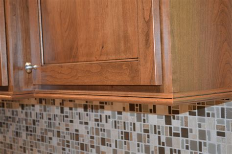 kitchen cabinet light rail best dressed cabinets house remodeling