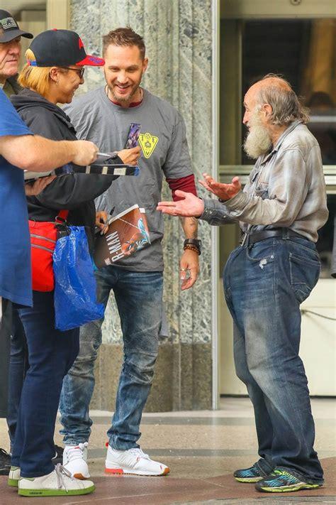 Tom Hardy Gossip Latest News Photos Video