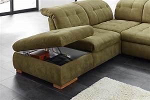 Poco Möbel Online : poco polsterm bel houston sofa in u form gr n m bel letz ~ Watch28wear.com Haus und Dekorationen