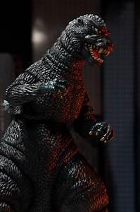 Closer Look 12 Head To Tail Godzilla 1985 Figure On The