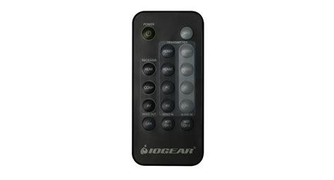 Iogear Gwrc Remote Control For Wireless Kit