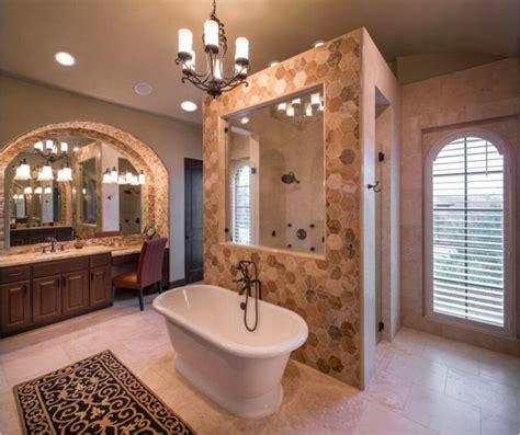 walk  shower  exquisite mirror details bathroom light fixtures luxury bathroom