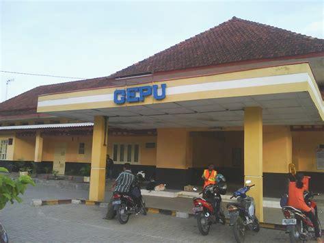 Cepu Station   Cepu