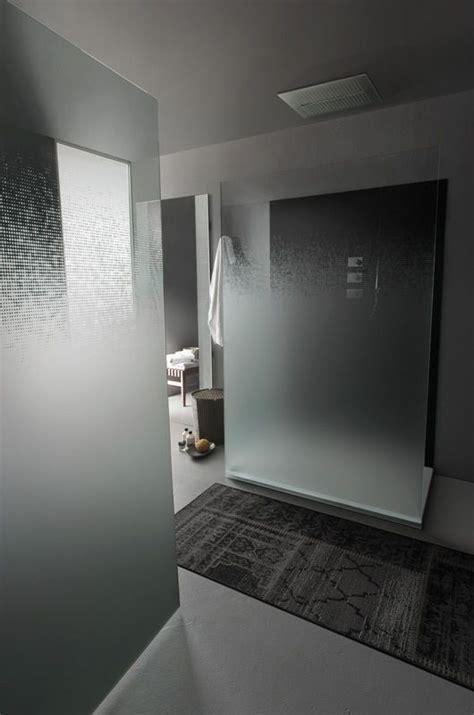 glass shower panel decorative fade omnidecor glass