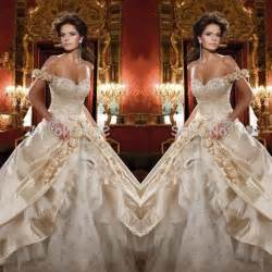 gold wedding dresses buy wholesale gold wedding dress from china gold wedding dress wholesalers aliexpress