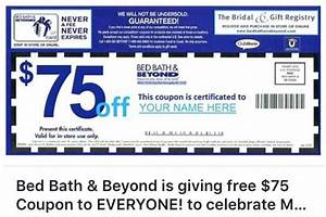 How to avoid online shopping scams for Can i use bed bath and beyond coupons online