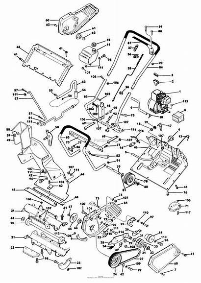 Lawn Boy Parts Snowblower Diagram Models St824