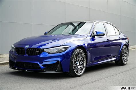 bmw   individual san marino blau metallic power