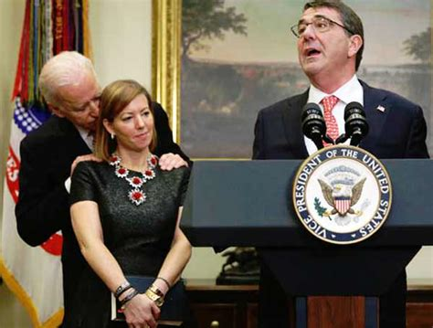 Joe Biden's Yuck Factor ~ Warning Disturbing Groping Video