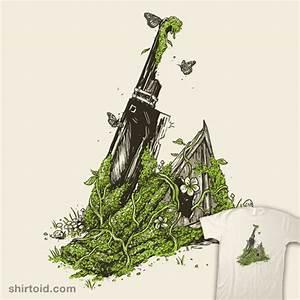 Silent Decay | Shirtoid