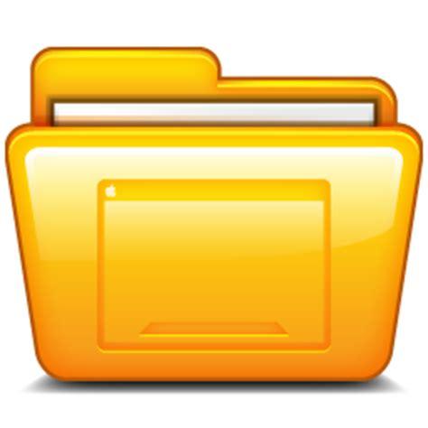 icone bureau gratuit icône bureau un dossier gratuit de mac folders icons