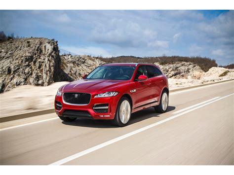 2019 Jaguar Fpace Prices, Reviews, And Pictures Us