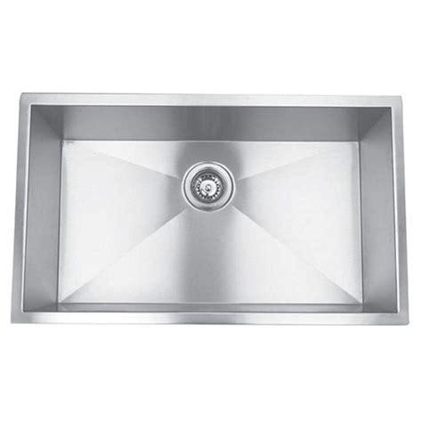 stainless steel single bowl undermount kitchen sink elkay farmhouse apron front undermount stainless steel 32