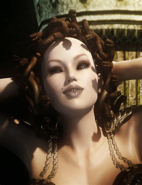 Download DAZ Studio 3 for FREE!: DAZ 3D - Medusa's Serpent ...
