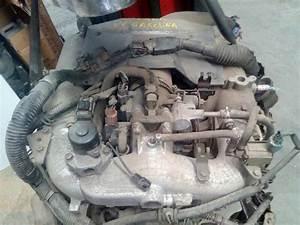 Engine Suzuki Grand Vitara I  Ft  Ht  2 5 V6 24v 4x4  Td62