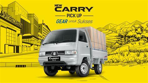 suzuki carry pickup penjualan suzuki terdongkrak berkat hadirnya model baru