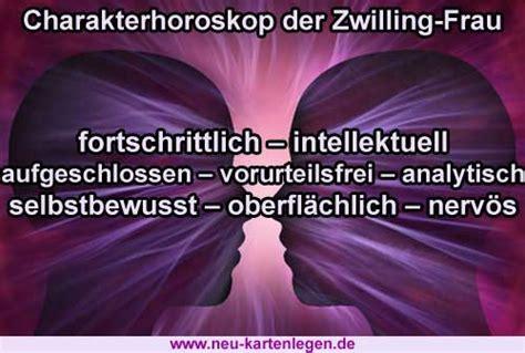 Charakter Zwilling Frau by Horoskop Charakter Liebesgeheimnis Und Beziehung Der
