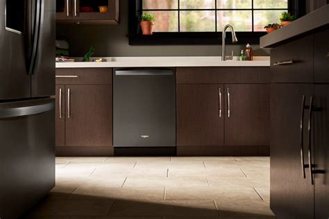 best whirlpool dishwasher whirlpool wdt970sahv dishwasher review reviewed
