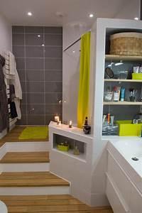 Relooking Salle De Bain Avant Apres : avant apr s relooking r ussi pour la salle de bains d ~ Zukunftsfamilie.com Idées de Décoration
