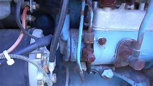 Ford 4000 Injector Pump