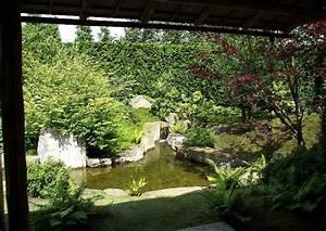 Berlin Japanischer Garten : japanischer garten 30 rahmenwirkung vom pavillon aus ~ Articles-book.com Haus und Dekorationen