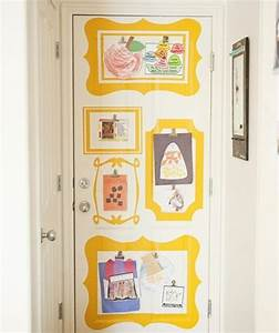 Fotos Schön Aufhängen : kreative wandgestaltung ideen mit kinderbildern ~ Lizthompson.info Haus und Dekorationen