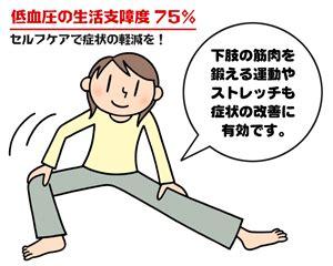 低 血圧 症状