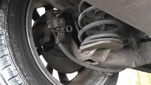 Vauxhall Zafira Hand Brake