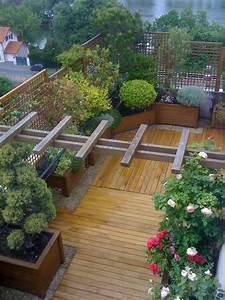 amenagement terrasse cergy pontoise amenagement paysager With photos amenagement jardin paysager 17 amenagement terrasses