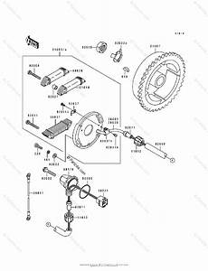Kawasaki Jet Ski 1994 Oem Parts Diagram For Generator