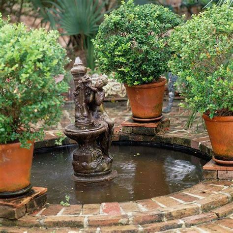 17 best images about water fountains on garden